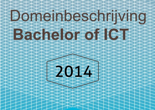 PDF: NL Domeinbeschrijving Bachelor of ICT 2014