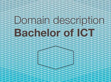 Bladerbaar: EN Domeinbeschrijving Bachelor of ICT 2014