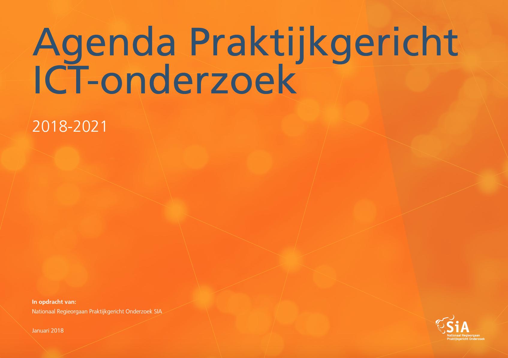 Agenda praktijkgericht ICT-onderzoek (SIA)