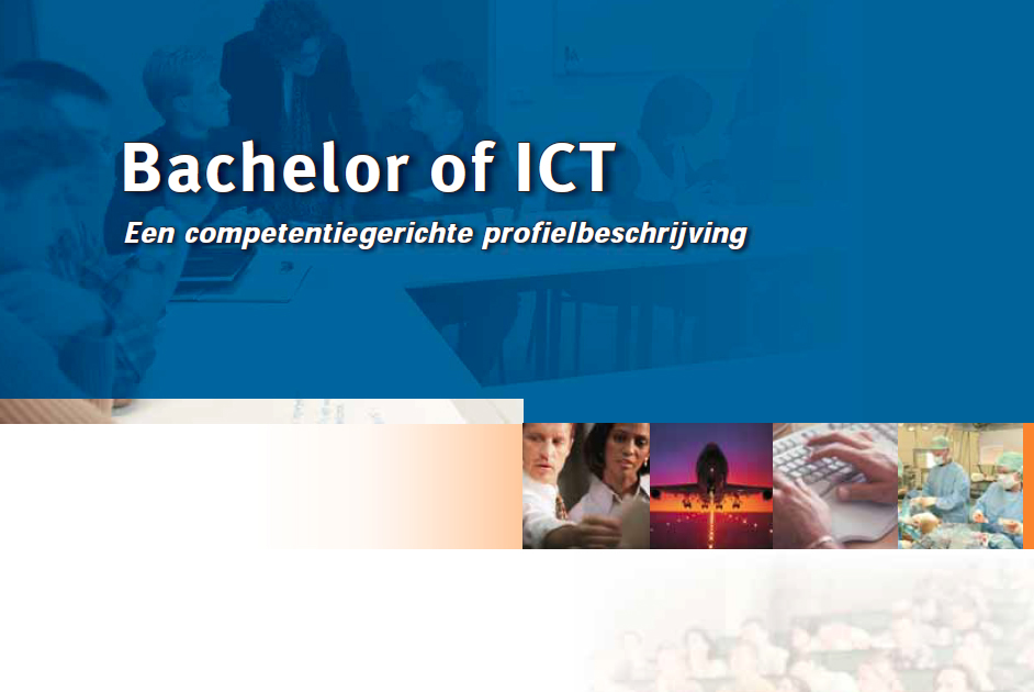 HBO-i Bachelor of ICT 2004 (Nederlands)